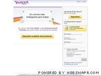correo.yahoo.es screenshot