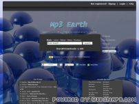 mp3earth.com - Mp3Earth.com|A Powerful Music Search Engine!