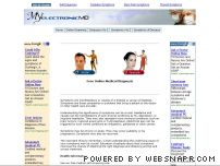 myelectronicmd.com - Free Online Medical Diagnosis by Symptoms