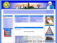 nurulmusthofa.org screenshot