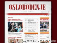 oslobodjenje.ba screenshot