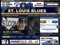 stlblues.com - St. Louis Blues: The Official Web Site