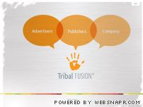tribalfusion.com screenshot