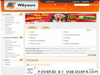 wikyware.com screenshot